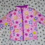 Демисезонная яркая куртка на Вашу малышку, 24 мес.