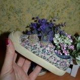 Кеды 22 размер, демисезонная обувь, кеды для девочки, кроссовки, детская обувь для двора, кеды