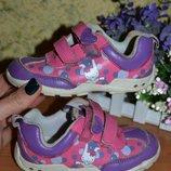 Кроссовки 22 размер, светящие кроссовки, кожаные кроссовки, обувь для двора, демисезонная обувь