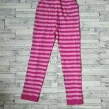 Пижамные штаны TU на девочку в полоску
