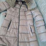 Зимняя куртка женская р.L