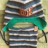 Комплект демисезонный для мальчика 3 4 лет 50 Dembo House шапка хомут