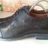 Мужские демисезонные туфли Borelli размер 41