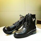 Зимние и осенние ботинки Louis Vuitton