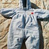 Комбинезон для малыша на 0-4 месяца