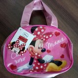 Розовая сумка Минни Маус Дисней
