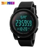 Новинка Спортивные водостойкие электронные мужские часы Skmei 1257
