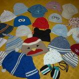 Разные шапочки ля малышей