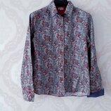 Размер М Стильная брендовая качественная хлопковая рубашкаGrenouille
