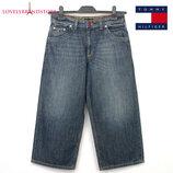 Шорты Tommy Hilfiger р. S/42-44 джинсовые бермуды бриджи джинсы капри
