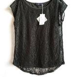 Гипюровая блуза от Kiabi, оригинал Франция сток