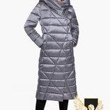 Braggart Angel's Fluff теплый зимний женский воздуховик 31058 цвета