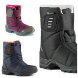 Детские зимние ботинки SH100 X-WARM Quechua