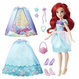 Disney Принцессы Диснея Ариель с красивыми нарядами B6719 Princess Layer 'n Style Ariel