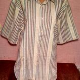Рубашка размер 41 на рост 182/188 см фирмы Galiente, б/у