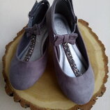 Туфельки балетки Next, 10 размер, новые.