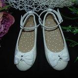 Нарядные туфельки Bluezoo 25р,ст 15,5см.мега выбор обуви и одежды