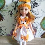 Паола Рейна Paola Reina одежда для кукол