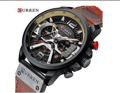 Продано: Часы мужские наручные Curren