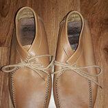 Стильные женские туфли, ботинки Clarks
