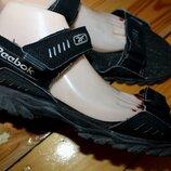 47 разм. Большие сандалии Reebok 31 см. стелька, ширина подошвы - 11,7 см