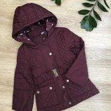Стильная демисезонная куртка 2,5-4 года TU