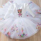 Нарядные детские платья на праздник