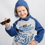 Толстовка для мальчика с капюшоном