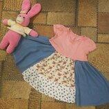 Платье Некст, 2 года, отличное состояние