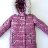 Пальто для девочек 116-140
