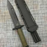 Большой тактический нож с чехлом GERBFR 35см