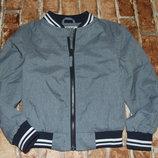 куртка ветровка бомбер Rebel 4-5 лет под джинс