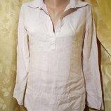 Блуза жіноча лляна H&M
