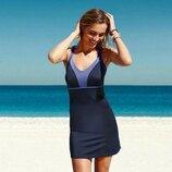 Пляжное платье-купальник от тсм Tchibo Германия . Размер 40 евро