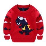Теплый шикарный свитер на мальчика
