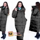 Пальто Зима 603, Размеры 42-44, 46-48, 50-52, 54-56.