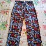 Штаны пижамные мужские размер L