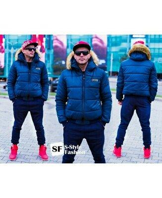 Куртка зимняя 703 муж., Размеры 44-46, 48-50, 52-54.