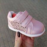 Кроссовки для девочки Apawwa 20, 21, 22, 23, 24, 25 р розовый J08 pink