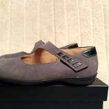 Туфли мокасины натуральная кожа