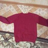 Тепленький свитер 7-8л