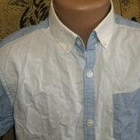 очень нарядная рубашка 8 - 9 лет