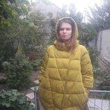 Продам теплую курточку.