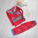 Пижама на 2-3 года трикотаж Matalan