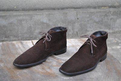 Hugo Boss Chukka, ботинки 43,5-44 р.