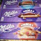 Шоколад Молочный Milka 300 грам 15 видов Milka Oreo - відмінна і смачна шоколадка, до складу якої