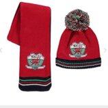 Шапка и шарф с утеплением