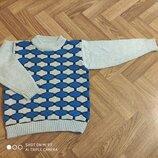 Детский свитеров Турция р.122-128