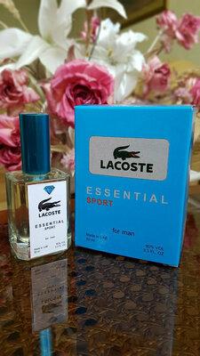 Lacoste Essential Sport мужской парфюм лакост ессеншел спорт VIP тестер 50 ml Diamond Оаэ