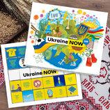 Шоколадный набор Ukraine Now 150 г